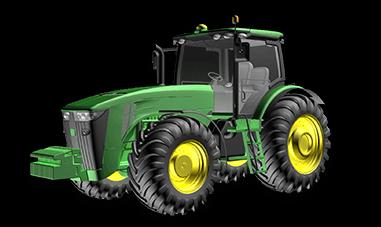 Teoriprøven for traktor